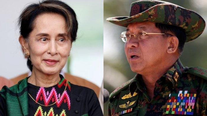 Biodata Jenderal Min Aung Hlaing, Pimpin Kudeta Myanmar dan Gulingkan Aung San Suu Kyi