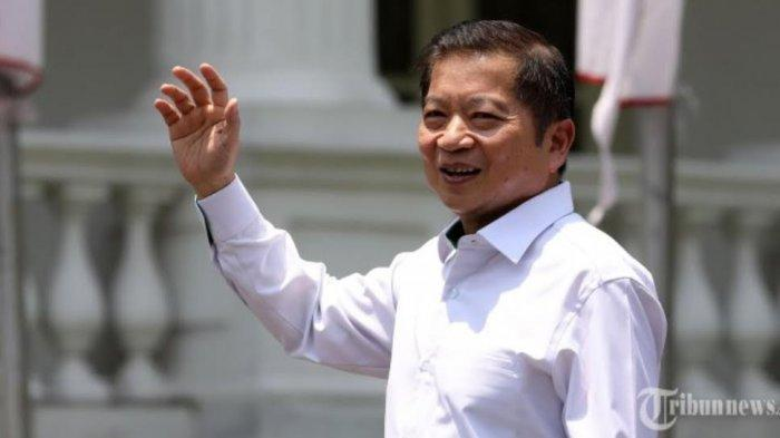 Biodata Lengkap Suharso Monoarfa Menteri PPN/Bappenas Kabinet Jokowi, Pernah Jadi Menteri Era SBY