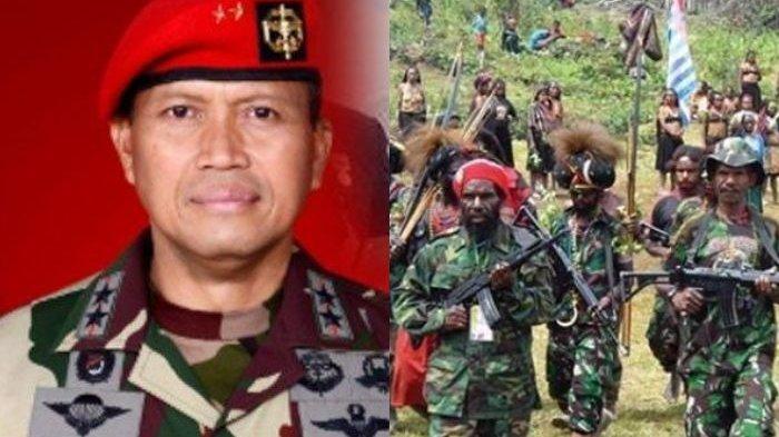 Biodata Mayor Jenderal I Nyoman Cantiasa, Eks DanjenKopassus yang Ditugaskan Tumpas KKB Papua