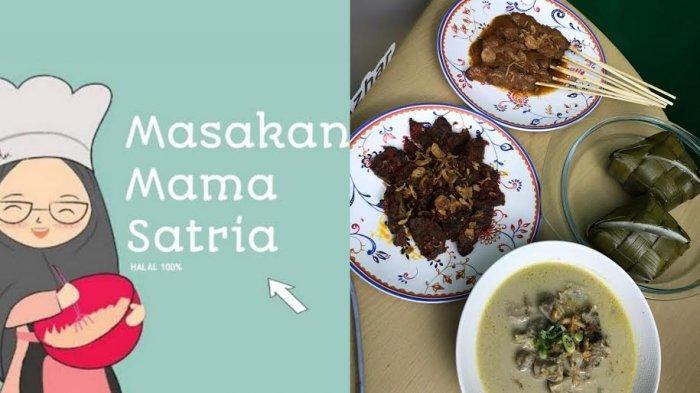 Masakan Mama Satria, Bisnis Makanan Rumahan di Makassar, Bisa Pesan Lewat Aplikasi Ojol