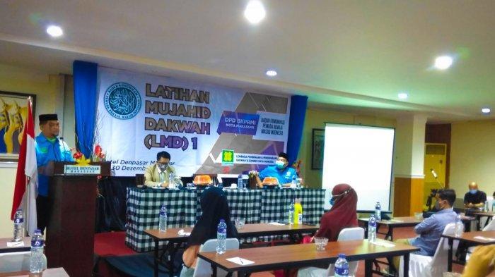 Puluhan Remaja Masjid di Makassar Ikut Pelatihan Mujahid Dakwah