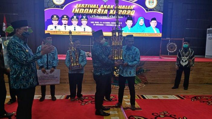 BKPRMI Makassar Juara Umum FASI XI Sulsel