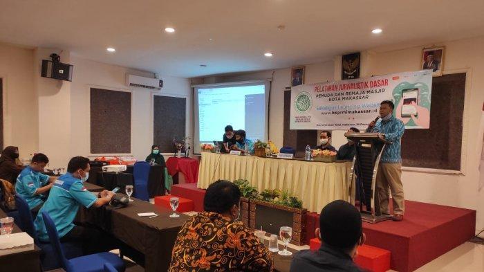BKPRMI Makassar Ajak Milenial Tangkal Hoaks