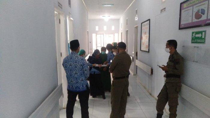Hari Pertama Berkantor, BKPSDM Luwu Timur Sidak Kantor, Bupati Silaturrahmi dengan Pejabat Pemprov