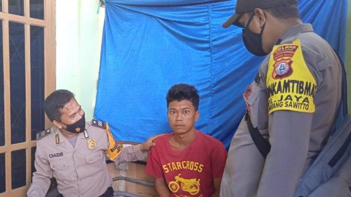 Komplotan Pemalak di Jalan Abdullah Pinrang Diciduk
