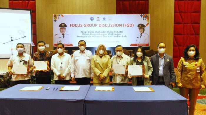 BLK Fasilitasi Diskusi yang DigelarSkill Development Centre (SDC) Makassar