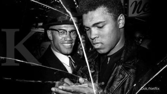 Kisah Persahabatan Muhammad Ali & Malcolm X 'Blood Brothers' Tayang di Netflix 9 September 2021