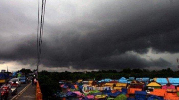 BMKG Rilis Peringatan Dini Cuaca Ekstrem Rabu 1 Juli 2020: Waspada Hujan Lebat & Angin Kencang