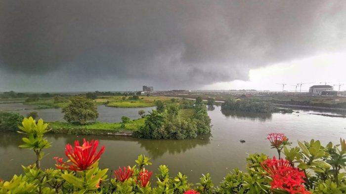 BREAKING NEWS: BMKG Peringatkan Cuaca Ekstrem Takalar, Jeneponto, Kota Makassar, Maros & Gowa