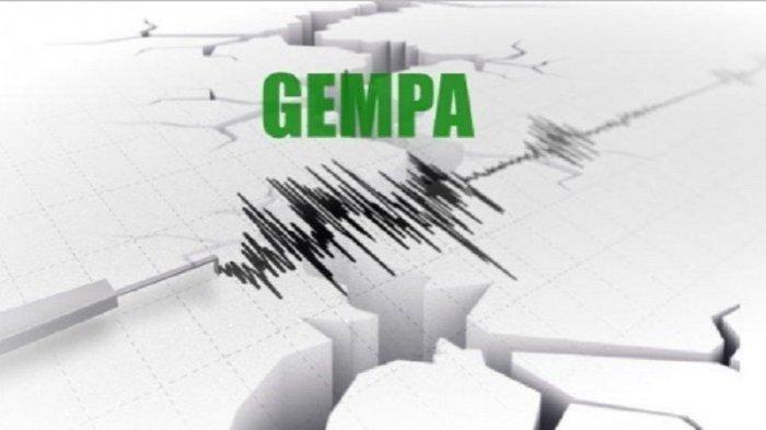BMKG: Tidak Berpotensi Tsunami, Gempa Bumi 5,2 SR Guncang Tenggara Blitar Jawa Timur