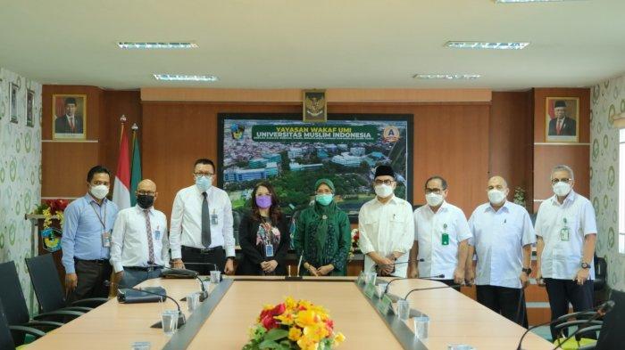 BNI Sumbang 1.000 Liter Beras untuk ATM Beras MT Ukhuwah UMI