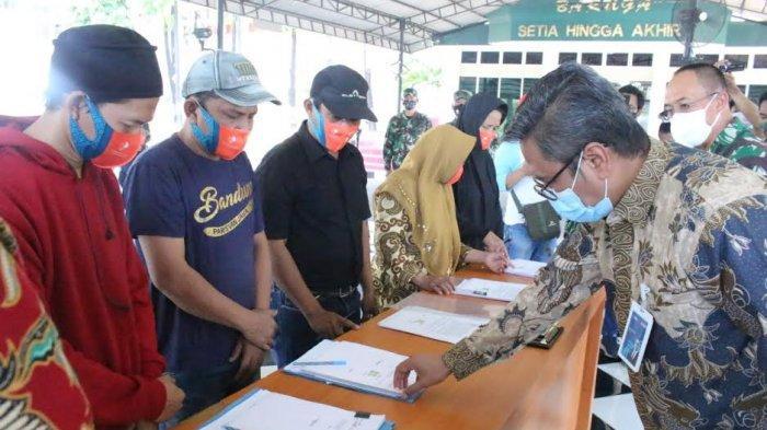 Dukung PEN, BNI Salurkan Pinjaman KUR ke 3.000 Mitra Binaan Kodam XIV/Hasanuddin