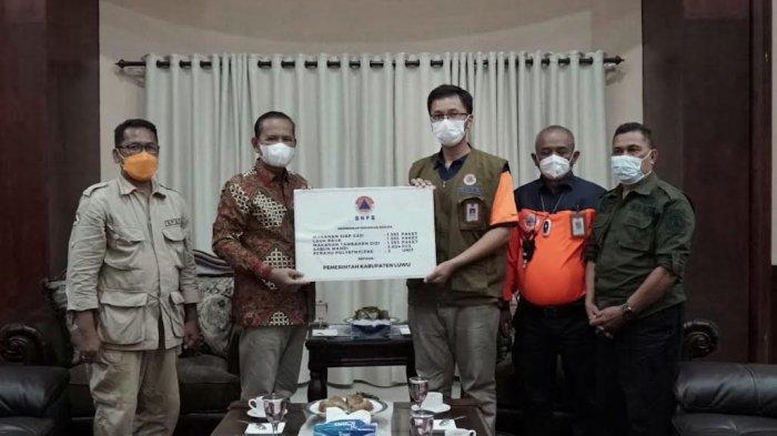 Korban Banjir dan Tanah Longsor Luwu Terima Rp 250 Juta dari BNPB