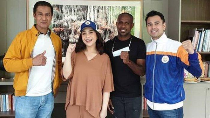 Lagi Heboh, 5 Artis Ini Setuju Jika Nagita Slavina Diganti jadi Duta PON XX Papua