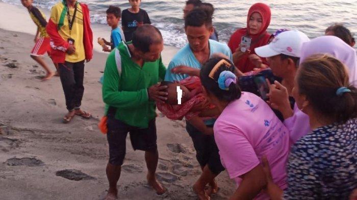 Rekreasi ke Pantai Waetuoe Pinrang, Bocah Asal Paleteang Ditemukan Tewas Tenggelam