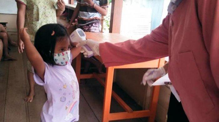12 Warga Positif Covid-19 di Dekat Rujab Bupati, Dinkes Lakukan Isolasi Wilayah di Lamunan Toraja