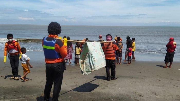 Bocah 2 Tahun yang Hanyut di Sungai Saddang Enrekang Ditemukan Tak Bernyawa di Pinrang