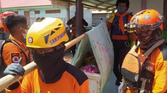 Bocah Tenggelam di Sungai Saddang Ditemukan 60 Kilometer dari Rumah Nenek