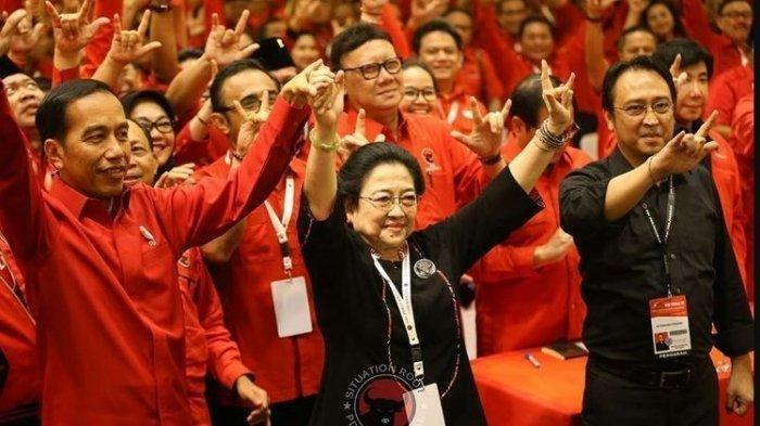 BOCORAN Nama-nama Menteri Kabinet Kerja Jilid II Jokowi, PDIP Dapat Jatah 4 Menteri, Siapa Mereka?