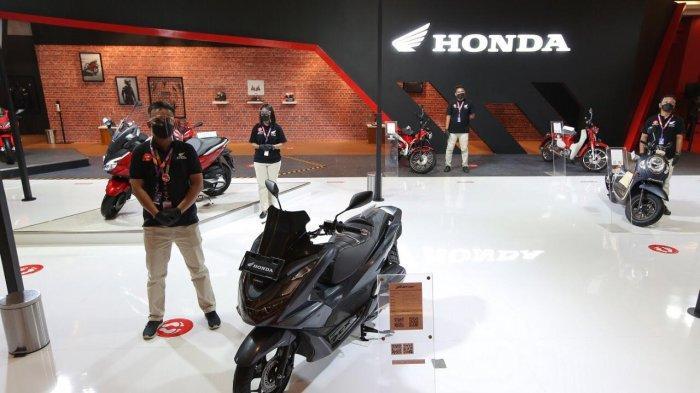 Honda Hadirkan 11 Motor di IIMS 2021