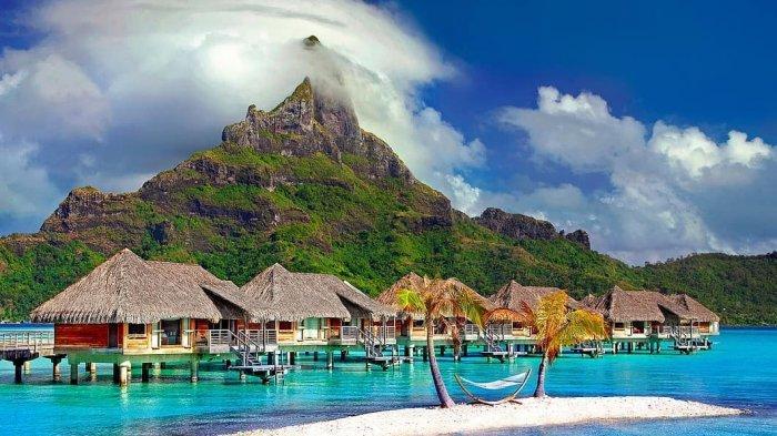 Jadi Pilihan Syahrini dan Reino Barack Bulan Madu, Berikut Fakta-fakta Tentang Bora Bora, Dimana?