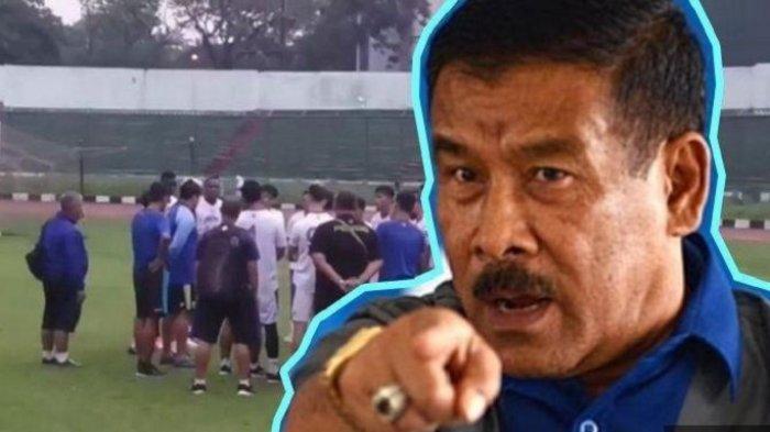Bos Persib Umuh Muchtar Target Juara Liga 1 2020, Sebut Hanya 4 Tim Jadi Pesaing Maung Bandung