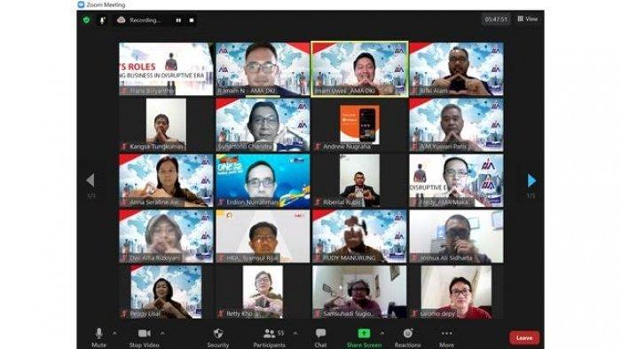 Dilantik, Ini Target Pengurus AMA Makassar untuk Satu Periode