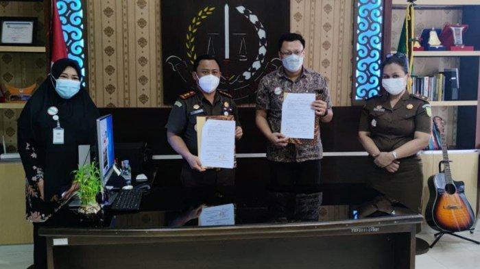 BPJS Kesehatan Gandeng KejaRI Tana Toraja Dalam Pengasawan dan Kepatuhan