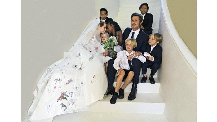 Ini 6 Anak Angelina Jolie Dan Brad Pitt Cantik Dan Ganteng Berikut Fakta Yang Perlu Anda Ketahui Tribun Timur