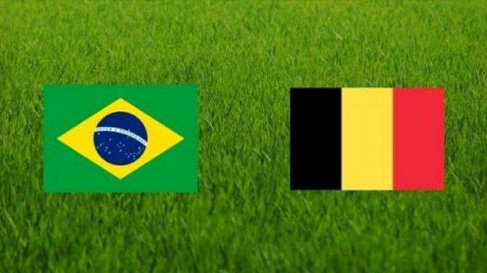 LIVE TRANS TV! Cara Nonton Live Streaming Brasil vs Belgia di Aplikasi HP: Neymar Cetak Gol?