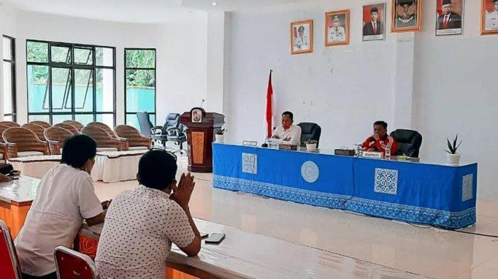 Dengar Curhat Bupati Yohanis Bassang, Kabinda Sulsel Janji Kirim Vaksin Covid-19 ke Toraja Utara