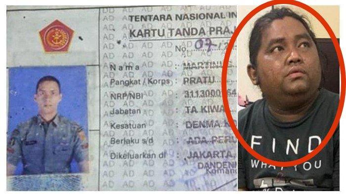 Bripka CS Alami Hal Mengerikan Usai Tembak Mati Anggota TNI dan 2 Orang Lain Cafe di Cengkareng