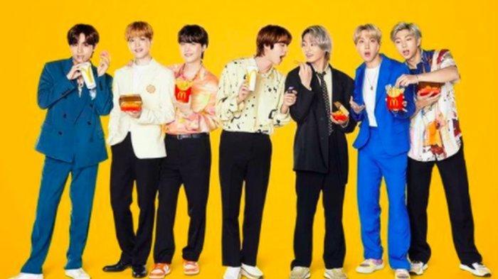 Ramai Soal BTS Meal, Fans K-Pop Hanya Cari Bungkusnya