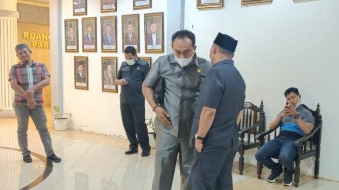 Bikin Iri Partai Pengusung Lain, Budiman-Rully 'Mesra' di Kantor DPRD Luwu Timur