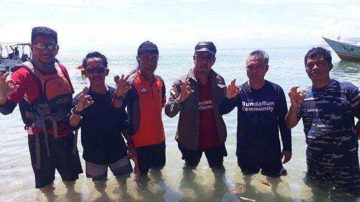 Budiman Puji Mori Diving Club Lestarikan Terumbu Karang di Laut Luwu Timur