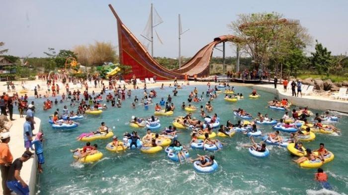 Mau Gratis Masuk Bugis Waterpark? Ini Syaratnya