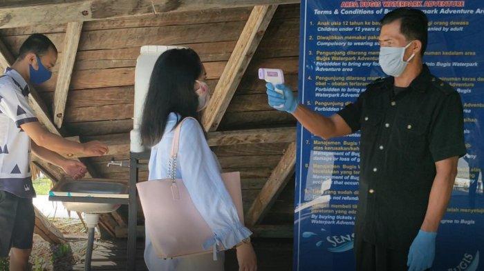 Bugis Waterpark Adventure Perketat Protokol Kesehatan