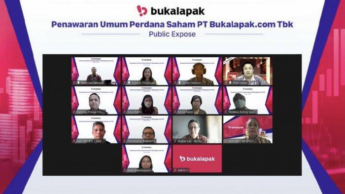 Bukalapak Jadi Unicorn Indonesia Pertama yang Melantai di BEI