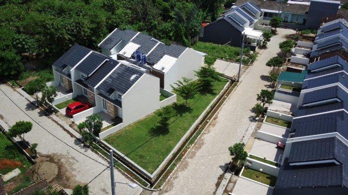 Desain Minimalis Tropis, Rumah Tipe 36 Bumi Pratama Residence Sisa 13 Unit