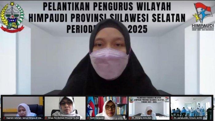 Istri Plt Gubernur Sulsel Ajak Himpaudi Sinergi, 1 PAUD Holistik Integratif per Desa
