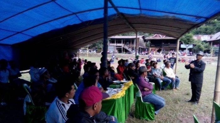 Bupati Enrekang Tutup Turnamen Olahraga Karang Taruna Bungin Cup 1