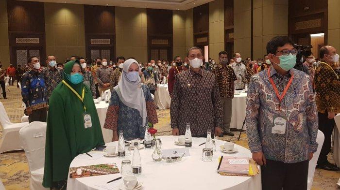 Bupati Luwu Utara Hadiri Pertemuan Kemendes PDTT di Jakarta