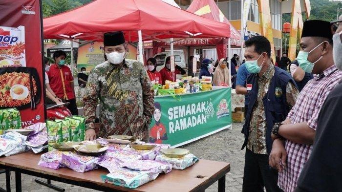 Pasar Murah di Luwu Diperluas Hingga Kecamatan dan Desa
