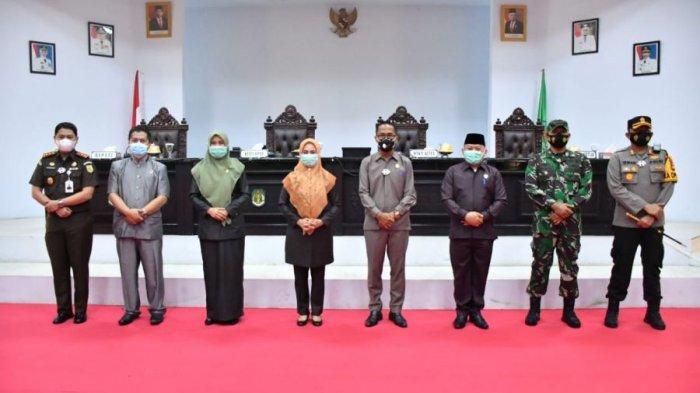 DPRD Luwu Utara Usulkan Pemberhentian Indah Putri Indriani-Thahar Rum
