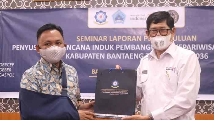 3 Tahun Kepemimpinan Ilham Azikin-Sahabuddin, Launching Aplikasi BTIC Permudah Wisatawan