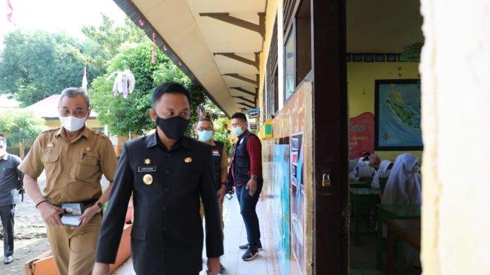 Ujian Semester Siswa SD dan SMP di Bantaeng Digelar Tatap Muka