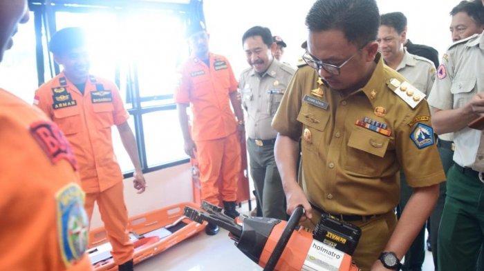 Cegah Bencana, Bupati Bantaeng Ilham Azikin Minta Camat Laporkan Lokasi Rawan