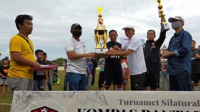 Bungkam Delta FC, Andro Possbi FC Juara Kompas Bantaeng Cup 1