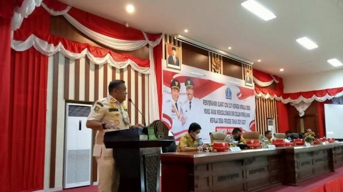 'Direstui' Fahsar M Padjalangi Maju di Pilkades, 124 Kepala Desa di Bone Cuti