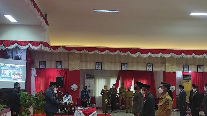 743 Pejabat Pemkab Bone Dilantik, Jabatan Kosong Bakal Dilelang